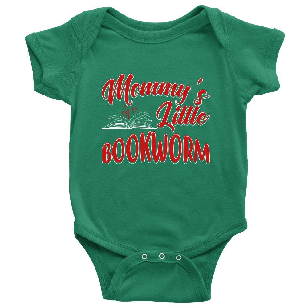 Mommy's Little Bookworm Youth T-Shirt - Awesome Librarians