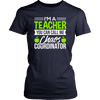 I'm A Teacher You Can Call Me Chaos Coordinator Shirt