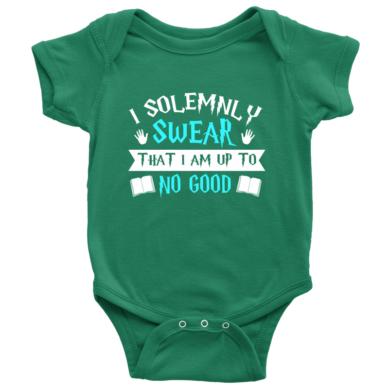 I Solemnly Swear That I Am Up To No Good Youth T-Shirt - Awesome Librarians