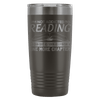 I'm Not Addicted To Reading I Can Quit As Soon As I Finish One More Chapter 20oz Tumbler - Awesome Librarians
