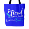 To Read Or Not To Read? That Is A Stupid Question Tote Bag