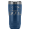 Certified Book Addict 20oz Tumbler - Awesome Librarians