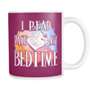 I Read Past My Bedtime Mug - Awesome Librarians