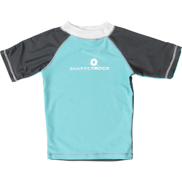 Aqua Graphite Swim Shirt