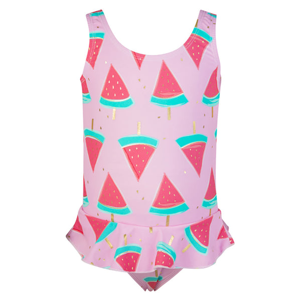 WATERMELON BABY SWIMSUIT