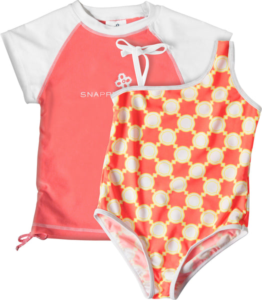 Snapper Taj SS Swimsuit Set