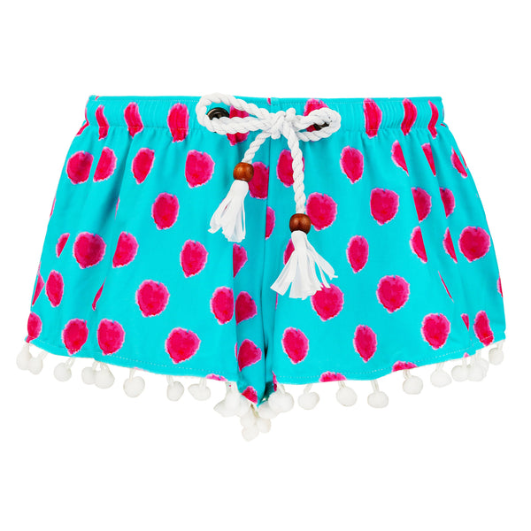 Aquaberry Swim Shorts