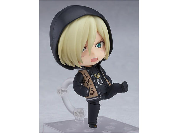 Nendoroid: YURI!!! on ICE - Yuri Plisetsky Casual Ver. - [barcode] - Dragons Trading