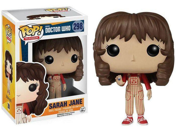 Funko POP! TV: Doctor Who - Sarah Jane Smith - [barcode] - Dragons Trading