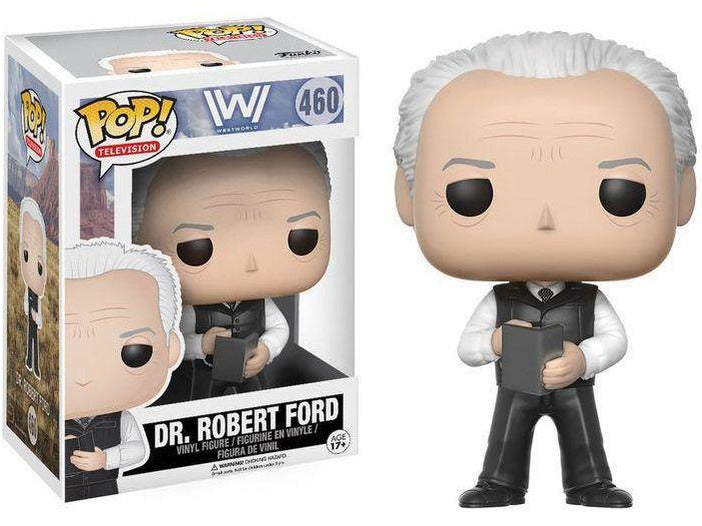 Funko POP! Westworld Dr. Robert Ford Pop - [barcode] - Dragons Trading