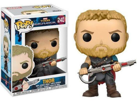 POP Movies: Marvel: Thor Ragnarok Thor Gladiator