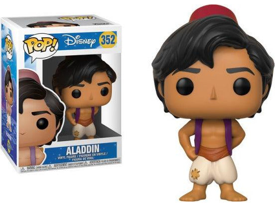 Funko Pop! Disney: Aladdin Aladdin Collectible Figure - [barcode] - Dragons Trading