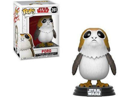 Funko POP! Star Wars: Sad Porg - [barcode] - Dragons Trading
