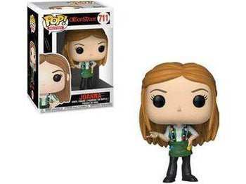 Funko POP! Office Space: Joanna w/ Flair Waddans Pop - [barcode] - Dragons Trading