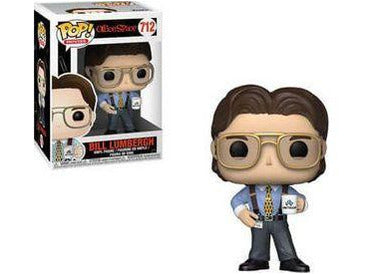 Funko POP! Office Space: Bill Lumbergh Pop - [barcode] - Dragons Trading