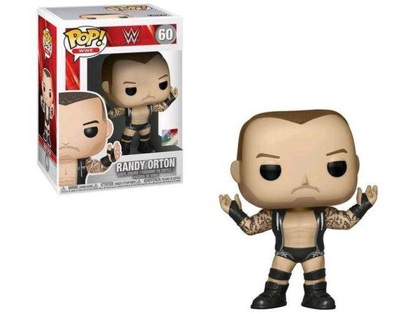 Funko POP! WWE: Randy Orton Pop - [barcode] - Dragons Trading