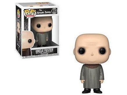 Funko POP! TV: Addams Family - Uncle Fester Pop - [barcode] - Dragons Trading