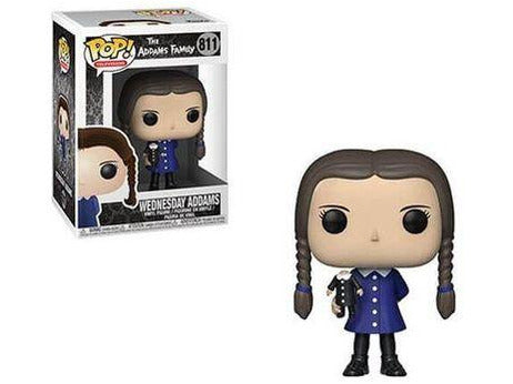 Funko POP! TV: Addams Family - Wednesday Addams Pop - [barcode] - Dragons Trading