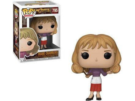 Funko POP! TV: Cheers - Diane Pop - [barcode] - Dragons Trading
