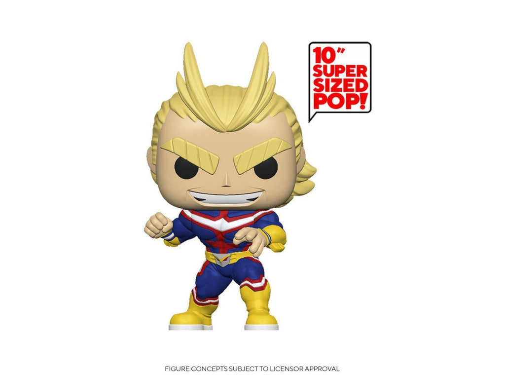 [Preorder] My Hero Academia: All Might 10 '' Pop Figure - [barcode] - Dragons Trading