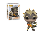 Funko Pop! Overwatch Junkrat Action Figure Release: April 2018
