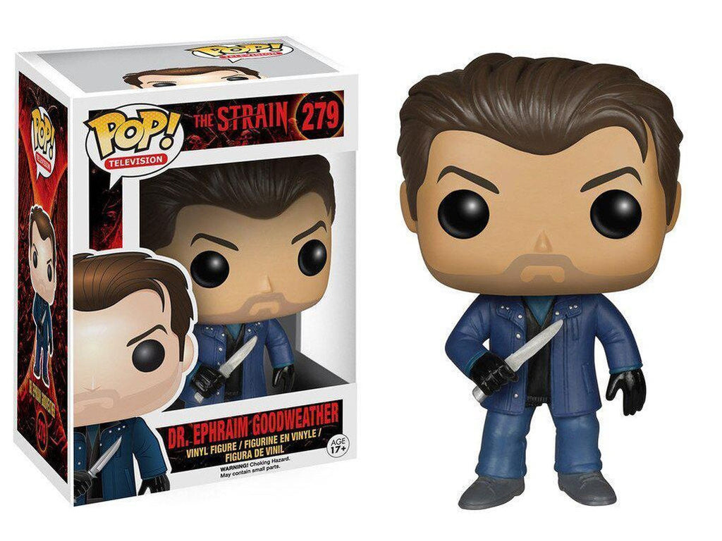 Funko POP! TV: The Strain - Dr. Ephraim Goodweather Pop - [barcode] - Dragons Trading