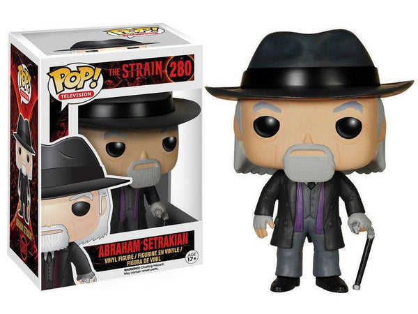 Funko POP! TV: The Strain - Abraham Setrakian Pop - [barcode] - Dragons Trading