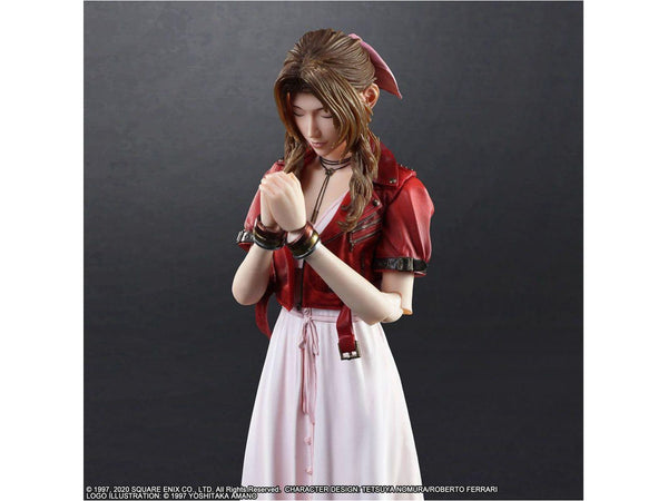 [PREORDER] FINAL FANTASY® VII REMAKE PLAY ARTS -KAI- ™ AERITH GAINSBOROUGH - Dragons Trading