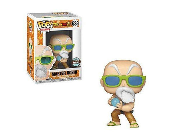 Pop! Animation: Dragon Ball Super - Master Roshi Max Power Specialty Series Exclusive - [barcode] - Dragons Trading