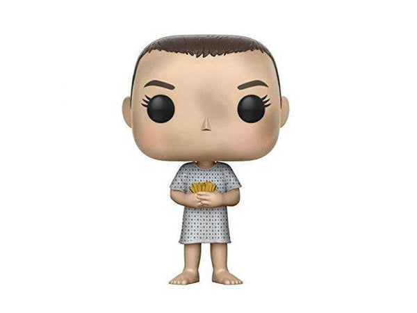 Funko Pop Television: Stranger Things-Eleven Hospital Gown Collectible Figure - [barcode] - Dragons Trading