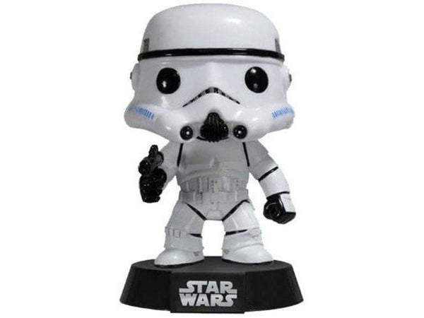 Star Wars : Stormtrooper Bobblehead Pop - [barcode] - Dragons Trading
