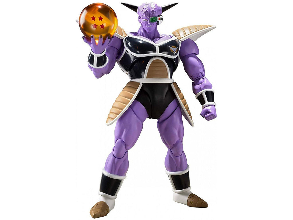 PREORDER ACCONTO Dragon Ball Z S.H € 70 Figuarts Action Figure Ginyu