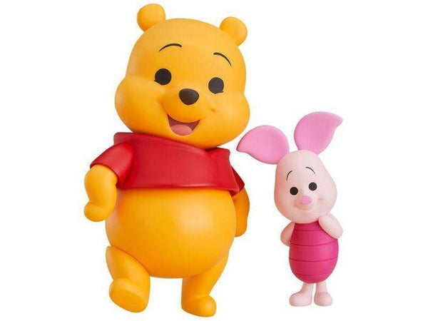 Nendoroid: Disney - Winnie the Pooh & Piglet Action Figure - [barcode] - Dragons Trading