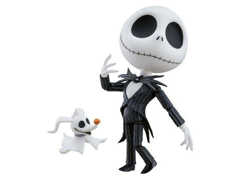 Nendoroid: Nightmare Before Christmas - Jack Skellington Action Figure