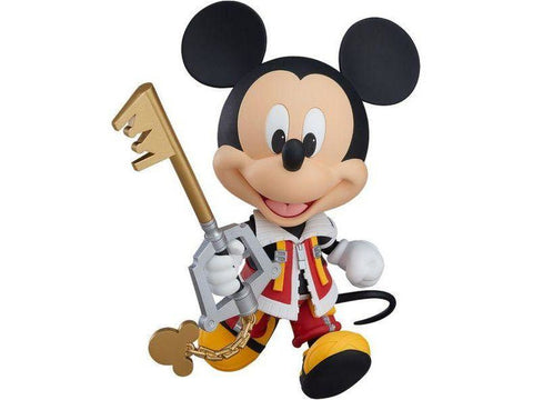 Nendoroid: Kingdom Hearts - King Mickey Action Figure Date:September