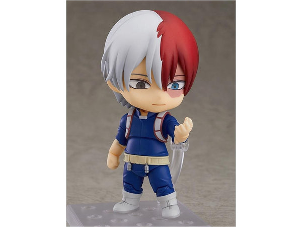 Nendoroid: My Hero Academia - Shoto Todoroki Hero's Edition Action Figure - Dragons Trading