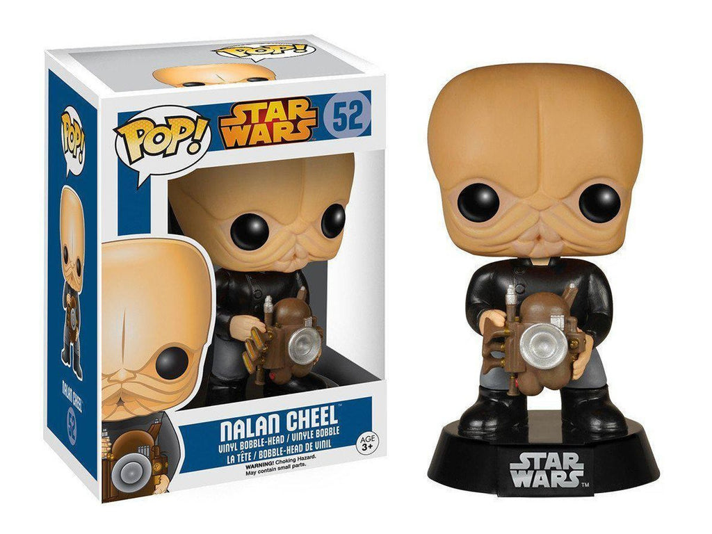 Funko POP! Starwars: Nalan Cheel - [barcode] - Dragons Trading