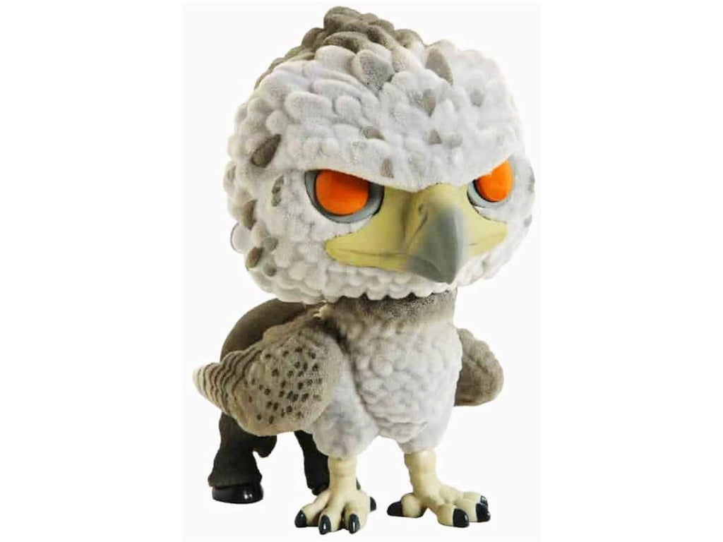 Harry Potter: Buckbeak (Flocked) Pop Figure (Special Edition)