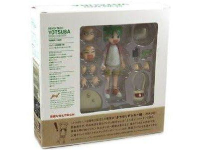 Yotsuba! Yotsuba Face Life Action Figure - [barcode] - Dragons Trading