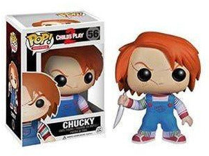 Funko POP Movies: Chucky Vinyl Figure - [barcode] - Dragons Trading