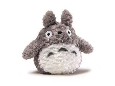 "Fluffy Big Totoro Grey 6"" Plush My Neighbor Totoro From Gund - [barcode] - Dragons Trading"