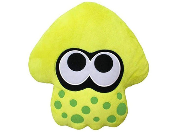 Splatoon 2 Cushion (Neon Yellow) - [barcode] - Dragons Trading