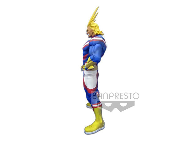 Banpresto My Hero Academia Age of Heroes -All Might Toy - [barcode] - Dragons Trading