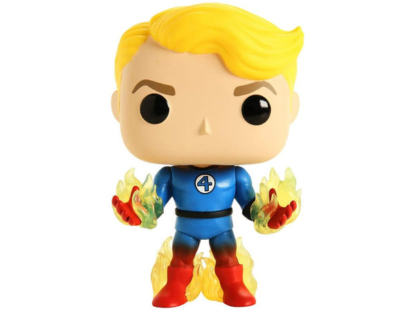Fantastic Four: Human Torch (Flame On) Pop Figure (Special Edition)