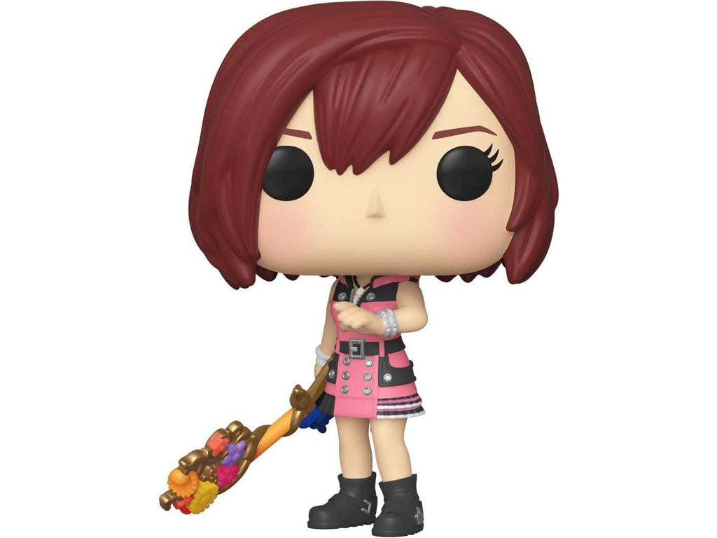 Kingdom Hearts 3 Kairi with Keyblade Vinyl Figure - Specialty Series Exclusive - [barcode] - Dragons Trading