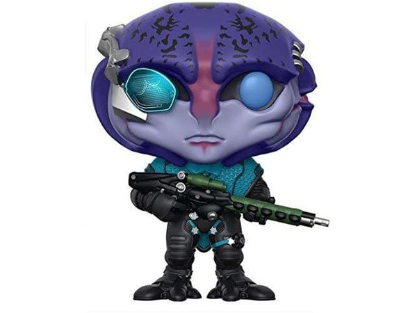 Funko POP! Games: Mass Effect Andromeda- Jaal Pop - [barcode] - Dragons Trading