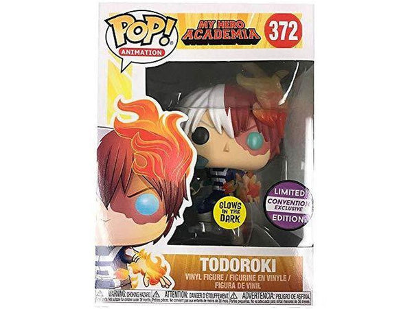 Pop My Hero Academia: Todoroki GITD Convention Exclusive - [barcode] - Dragons Trading
