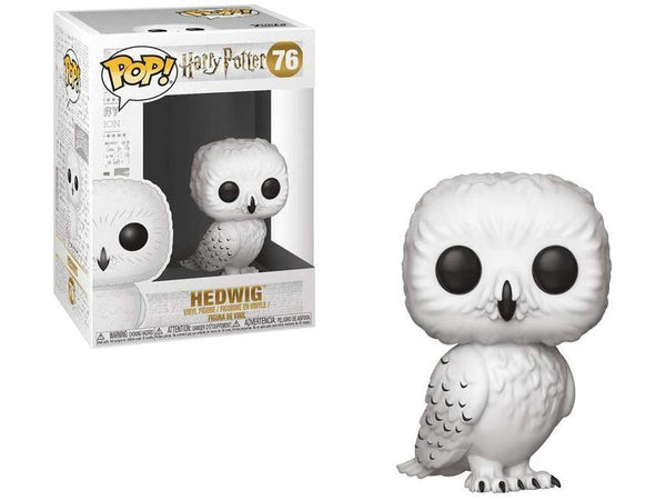 Harry Potter: S5 - Hedwig Pop - [barcode] - Dragons Trading