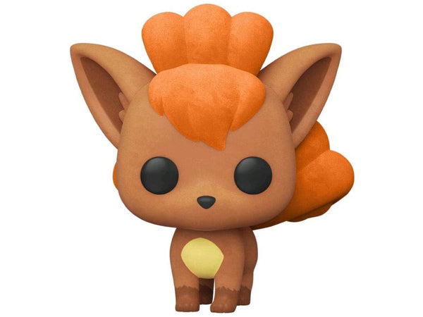 Pokemon - Vulpix Flocked Pop (Summer Convention 2020)