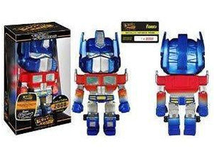 Funko Hikari: Transformers - Optimus Prime Metallic Figure - Dragons Trading